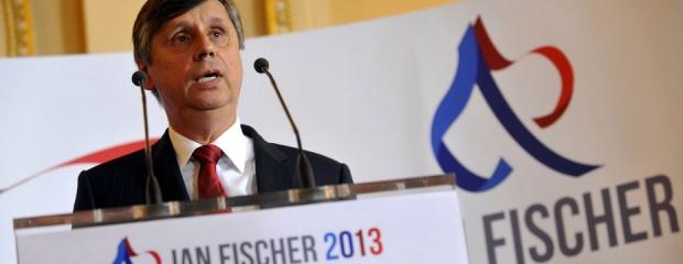 Jan Fischer - kampaň 2013