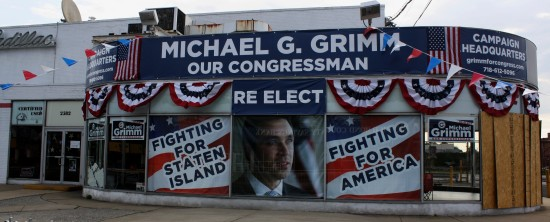 Grimm - hlavní kancelář