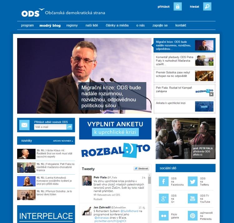 Web ODS