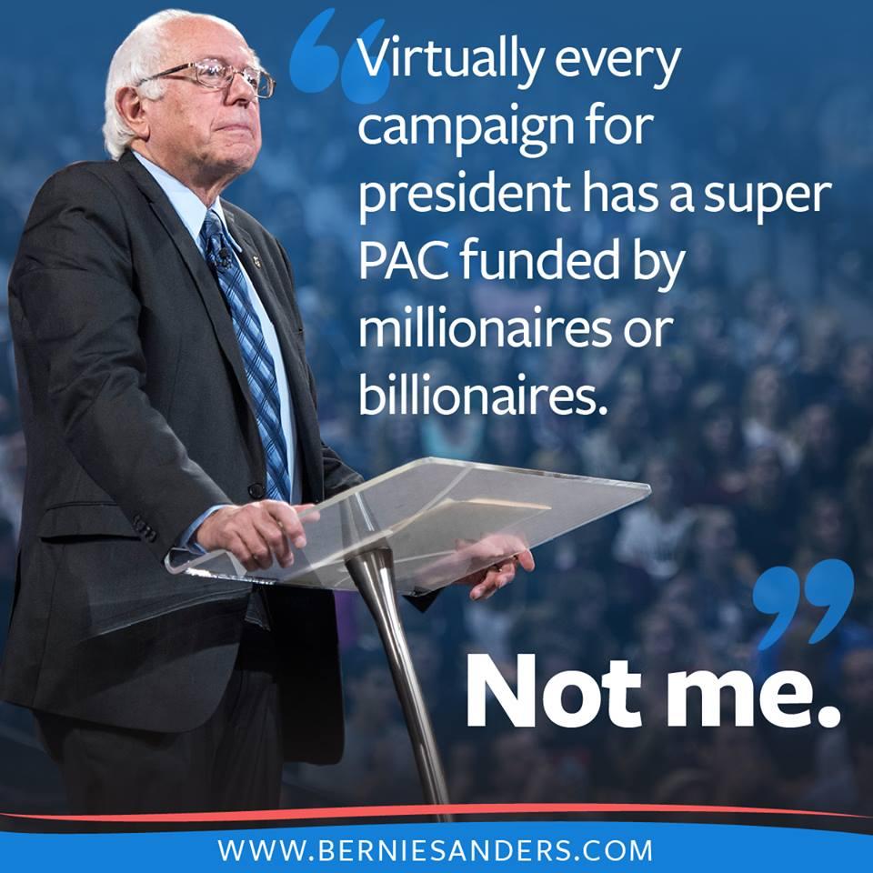 Sanders Super pac